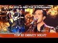 Laine Hardy sings Oo De Lally from Robin Hood   American Idol 2019 Top 10 Disney Night