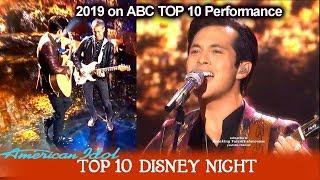 Laine Hardy sings Oo De Lally from Robin Hood | American Idol 2019 Top 10 Disney Night