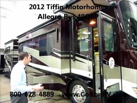 Luxury 1996 Fleetwood Discovery Diesel Pusher RV  YouTube
