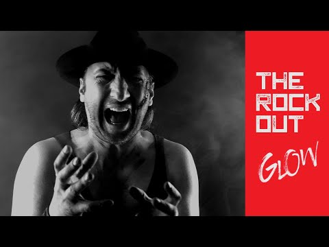 The Rock Out - GLOW (feat. Mike Terrana) - Official Video (Strobe Warning)