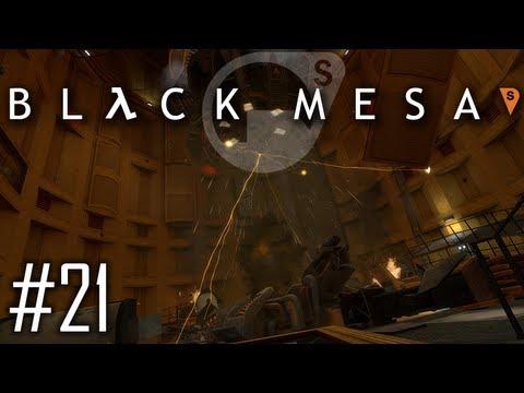 Black Mesa Walkthrough - Tekrar Levye Arayışı - Bölüm 21
