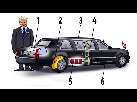 Trumps Car Secret And 99 Quick Facts