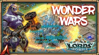CaE Wonder Wars Action! Lords Mobile
