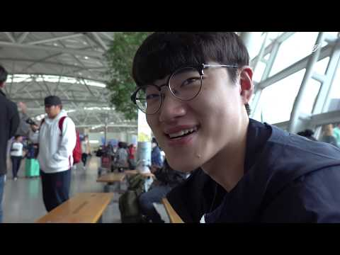 Ep. 94 T1 goes to Singapore!! Do you... know Faker? [T1 CAMERA]