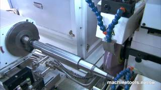 Surface Grinder, Grinding Machine - HD Video produce by 聖僑資訊 S&J Corp.