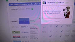Looking for Car insurance in the UK WTF prices?! 2012