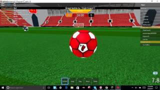 Ro Evolution Soccer (Roblox)
