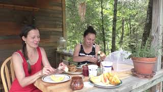 Интервью: жизнь в эко-доме. Славянская жизнь в Висконсине (часть 1)