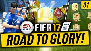 Video FIFA 17 ROAD TO GLORY #1 - HOW TO START FIFA 17 ULTIMATE TEAM! download MP3, 3GP, MP4, WEBM, AVI, FLV Desember 2017