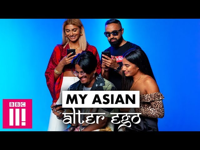 My Asian Alter Ego: Online And Offline Identities