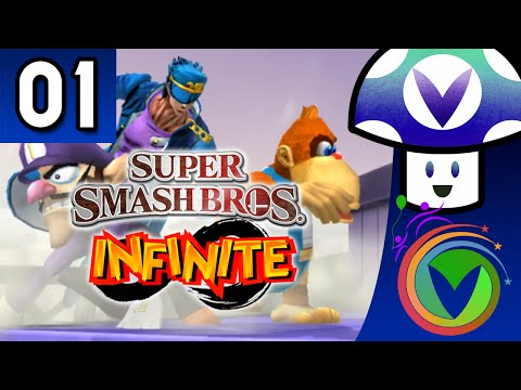 [Vinesauce] Vinny - Super Smash Bros. Infinite (part 1)