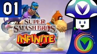 [Vinesauce] Vinny - Super Smash Bros. Infinite (part 1)