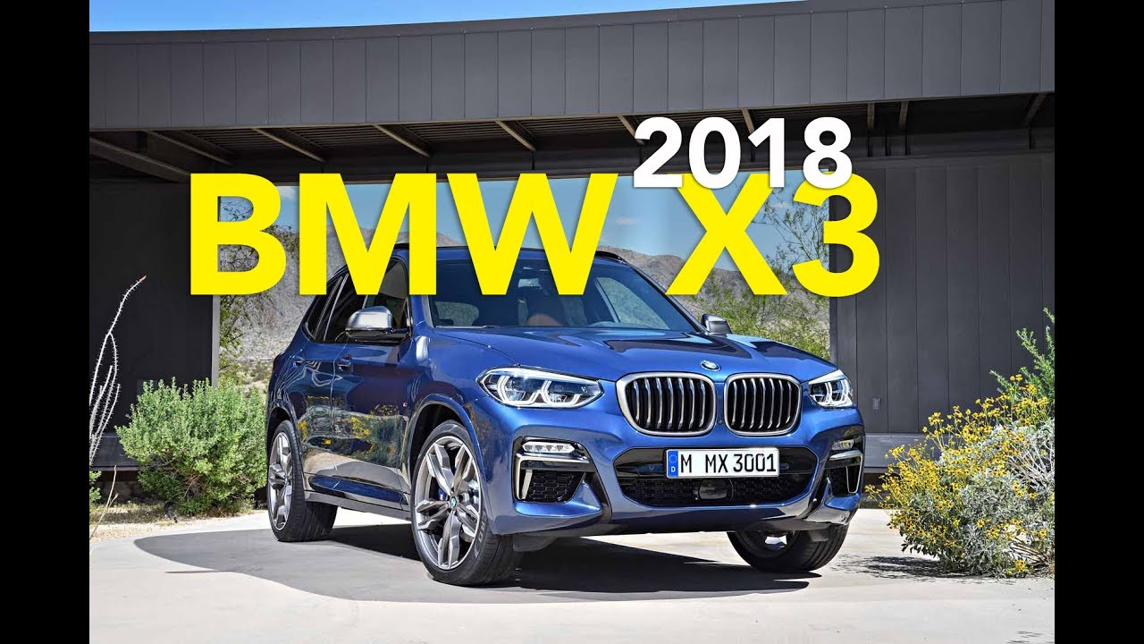 2018 bmw lineup. Simple Bmw 2018 BMW X3 Debuts With Updated Style And Engine Lineup On Bmw Lineup 5