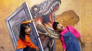 dinosaur song | 교육으로 동요와 아기의 노래를 Mainan dan lagu anak-anak
