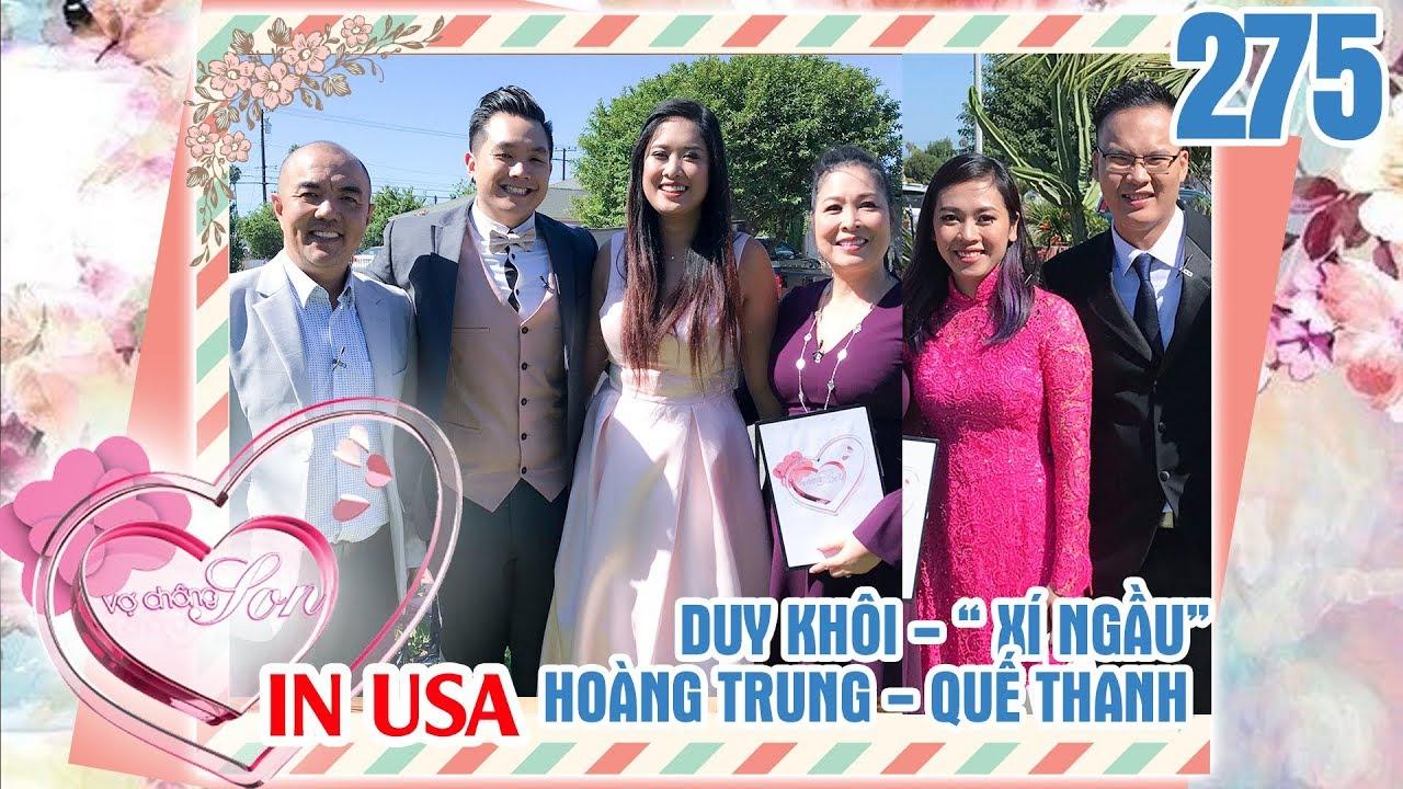 VỢ CHỒNG SON | VCS #275 UNCUT | Hồng Vân tá hỏa nghe con gái Xí Ngầu thổ lộ cua và hôn chồng trước