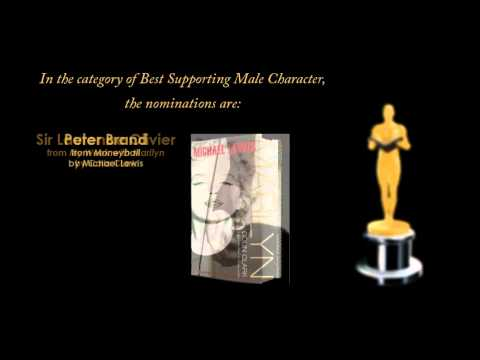 Oscar Reads 2012: Best Supporting Male Character Mp3