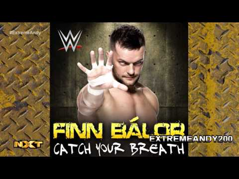 "WWE NXT: ""Catch Your Breath"" ► Finn Bálor 1st Theme Song"