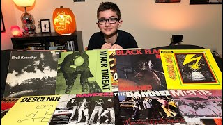 VINYL COLLECTIONS: My Favorite Punk Records
