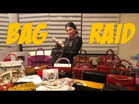 I Bag Raid Myself ft. My Designer Bag Collection| Rufa Mae Quinto