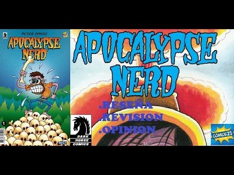 Download APOCALYPSE NERD #1 - Comics 21(Revision,reseña y opinion)
