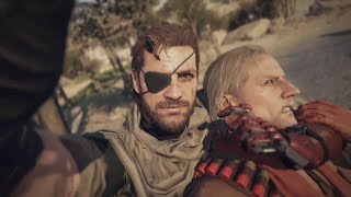 Metal Gear Online Gameplay Trailer MGO 3 - Metal Gear Solid 5 The Phantom Pain Multiplayer