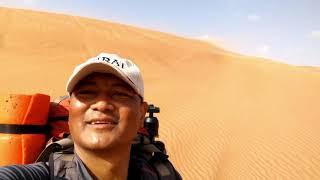 My Journey in the Desert of the UAE - Mekh Paija