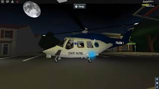 ROBLOX / Stapleton County, Firestone [V2] / Police, EMS, and Air Police Patrol / Part 5