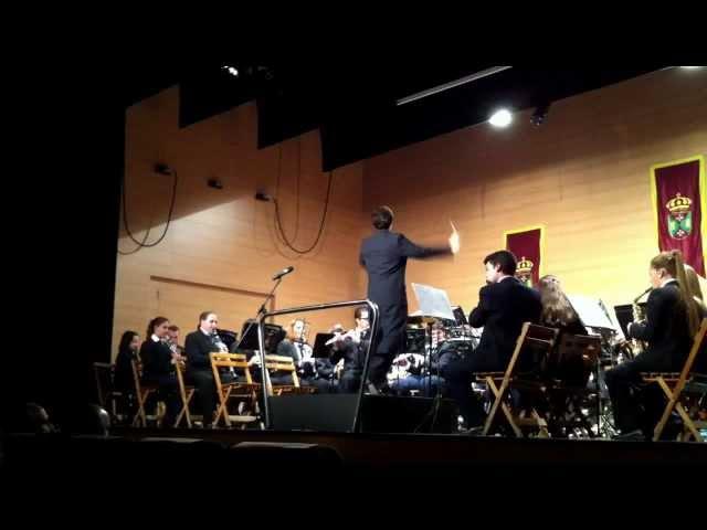 Fandangos de Huelva. Banda Don Luis de Zufre.