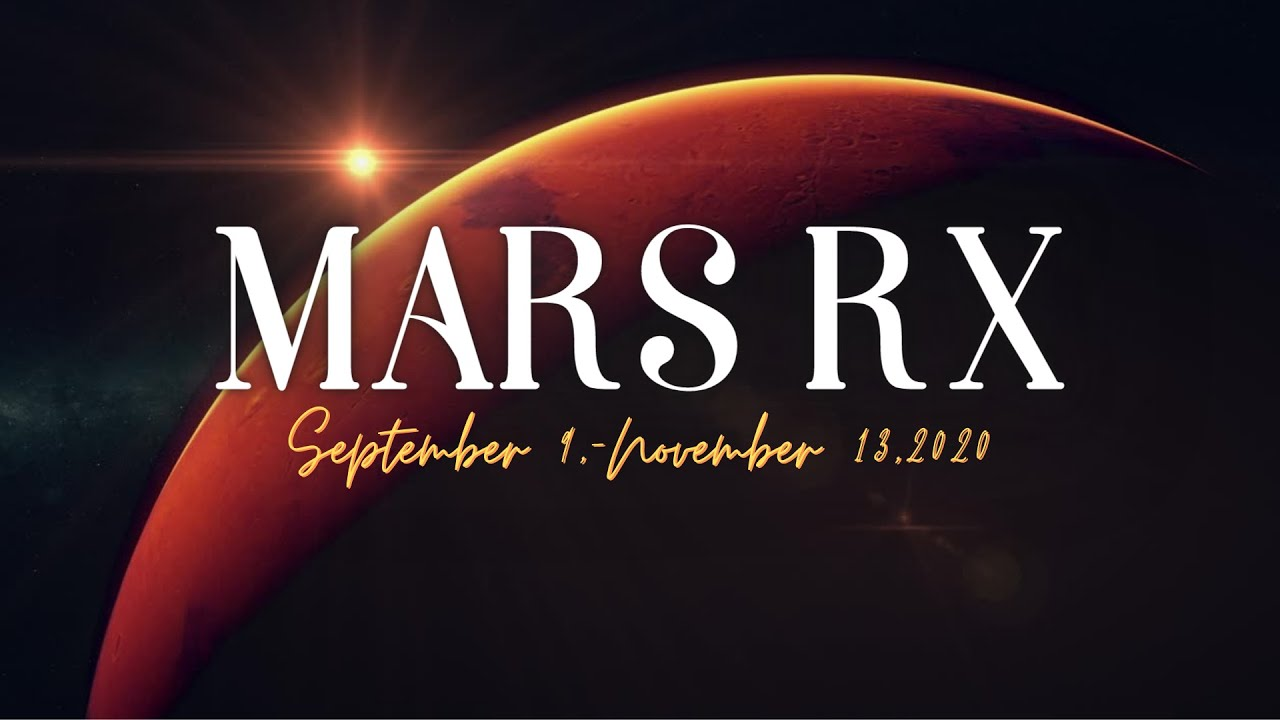 Mars Retrograde 2020 | September 9 - November 13