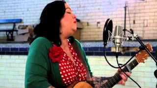 KAZ HAWKINS - Drink With The Devil @ TEMPLEMORE BATHS