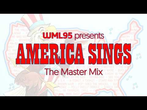 America Sings: The Master Mix