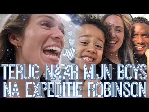TERUG NAAR MIJN BOYS NA EXPEDITIE ROBINSON 💙