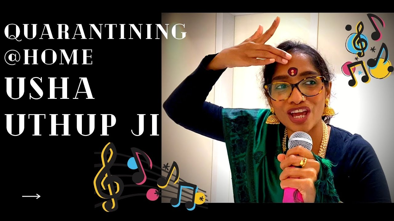 A NEW MIMICRY VIDEO!! USHA UTHUP JI on your request!! -JAMIE LEVER