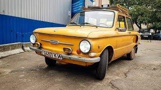ЗАЗ-968А уже с ДИОДНЫМ СВЕТОМ, тест диодов от 29 до 55 баксов за комплект