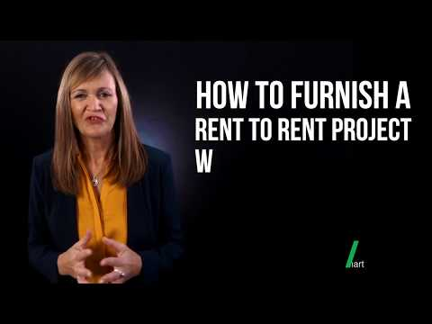 Landlord Smart | How to furnish a rent to rent project with less than £500