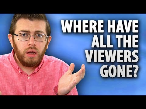 Where Have All The Viewers Gone?