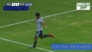 ZACATEPEC VS ATLAS FC 3-2 GOLES Y RESUMEN COPA MX