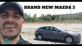 2018 Mazda 3 Maxx - what features you get