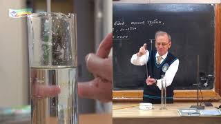 Урок 54 (осн). Экспериментальное определение плотности раствора соли