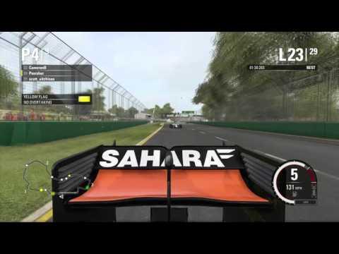 F1 2015 AOR Split 2 Australia Dispute