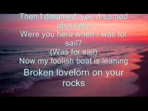 This Mortal Coil-Song To The Siren Lyrics