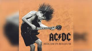 Bedlam In Belgium (Español/Inglés) - AC/DC