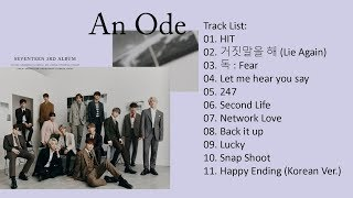 [Full Album] SEVENTEEN – AN ODE (Album)