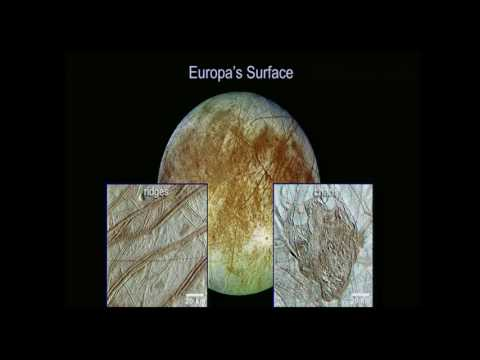 NASA's Mission to Europa: Exploring a Potentially Habitable
