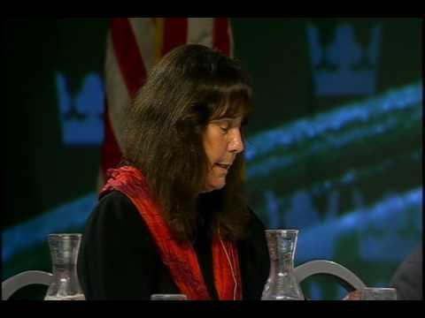 Nancy N. Rabalais Q&A at Nobel Conference 45