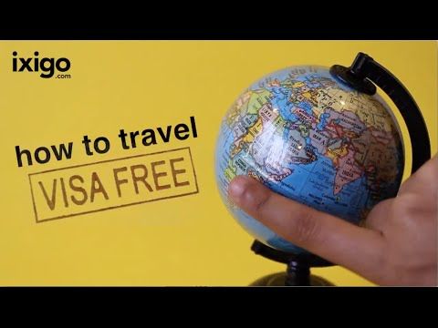 How to Travel Visa Free!