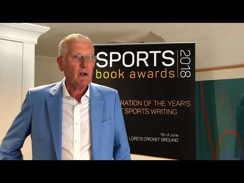 Bob Willis Interview at the Sports Book Awards