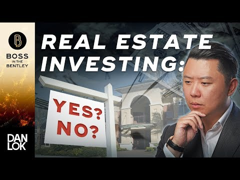Real Estate Investing - When Should You Invest In Real Estate?