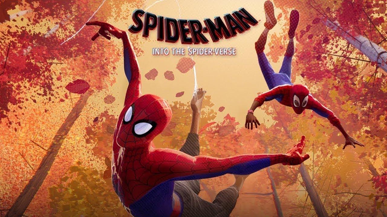 Download SPIDER-MAN: INTO THE SPIDER-VERSE (2018) - Full Original Soundtrack OST