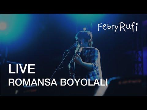 Senar Senja live at Romansa Boyolali. 6 Agustus 2017.